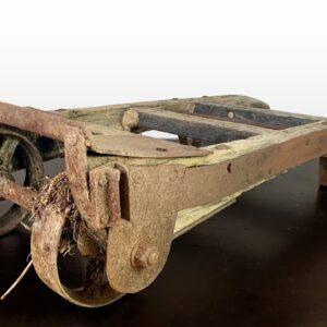 Antique Hand Truck Restoration
