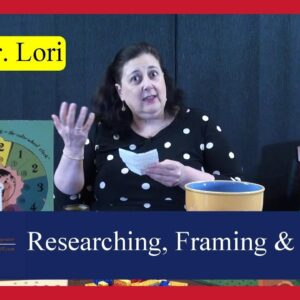 Ask Dr. Lori: Wikipedia Errors, Expert Researching Secrets, Framing and Buying Tips, Avoiding Scams