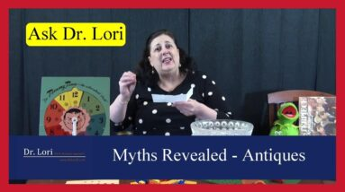 Ask Dr. Lori: Myths about Rarity, COAs & Misprints, Jewelry & Gemstones, Selling Tips, Clean Out