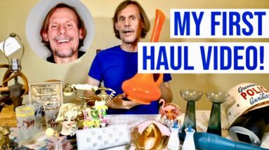 WHERE ARE THEY NOW? | MY FIRST ANTIQUE & VINTAGE HAUL VIDEO