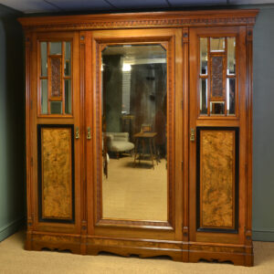 antique furniture by the cabinet makers harrison son of burnley