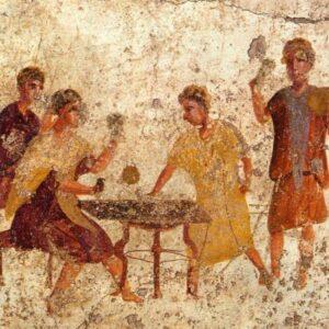 antique game table origins and development