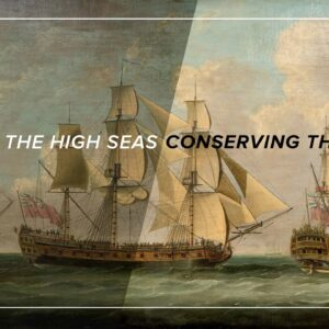 """Drama On The High Seas - Conserving The """"Alfred"""""""