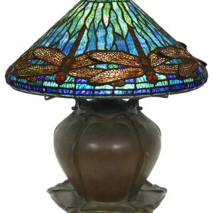 fontaines auction sold several tiffany studios lamps at their fine decorative arts sale january 23 2021