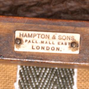 hampton and sons antique furniture