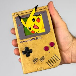 I Restored This $9 Broken Gameboy  and SHIP it to another Youtuber