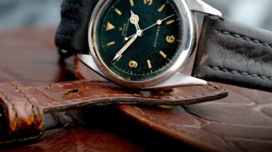 rolex created after first ever mount everest climb fetches over 34000 at auction