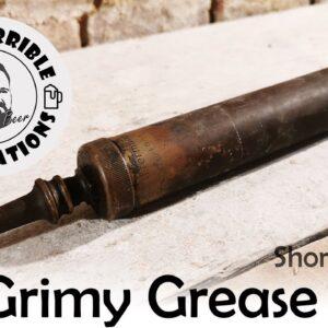 Short Version - Frankfurt Grease Gun Restoration