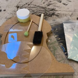 Spring Craft Box
