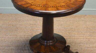 antique centre tables