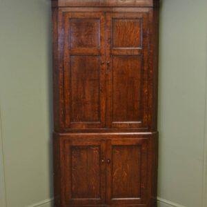 antique corner cupboards