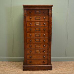 antique wellington chest