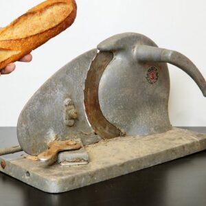 Bread Cutter Restoration