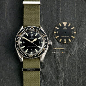 british army omega watch from the 1960s fetches over 15000 at auction