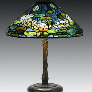 cottone auctions sold tiffany lamps at their fine art antiques auction march 27 2021