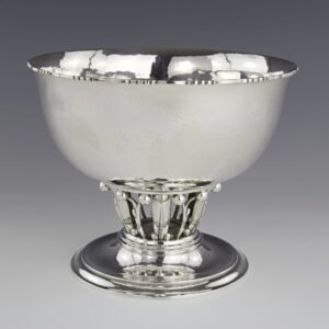 dreaming in silver the life and art of georg jensen