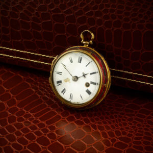 extraordinary early 18th century pocket watch by father of english clockmaking up for auction