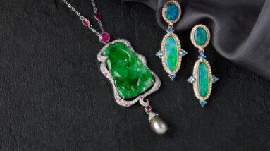 fei liu jewellery to flourish at auction