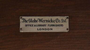 globe wernicke bookcase