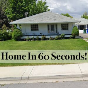 Home In 60 Seconds! #shorts