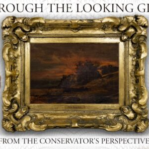 Through The Looking Glass -  From the Conservator's Perspective - Binaural ASMR