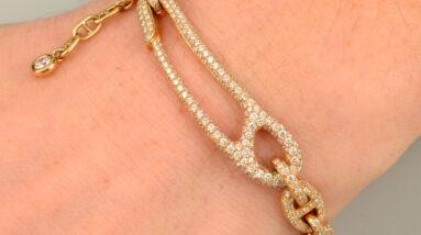over 1 million sold in jewellery bonanza at fellows