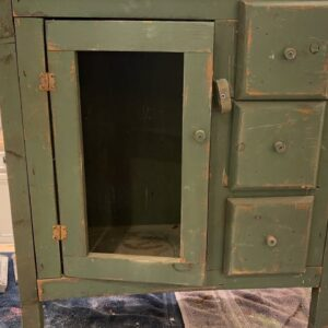 Small Cabinet Makeover WNW