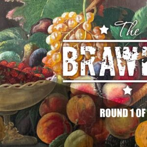 The Brawler - Round 1 of 3