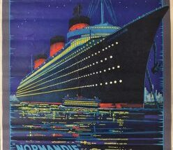 the ss art deco a fictional journey with art deco artists