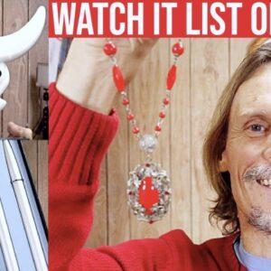 WATCH IT GO ONLINE! | ANTIQUE VINTAGE HAUL | EBAY LISTING