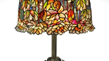 a review of the most expensive tiffany studios lamps ever sold at public auction