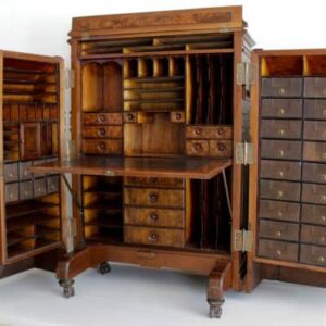 an evolution of style the vintage desk in the 20th century