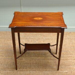 antique inlaid furniture