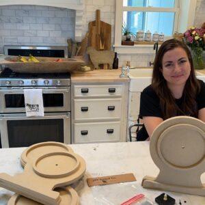 Custom Clock Craft Kit