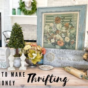 How To Make Money Thrifting