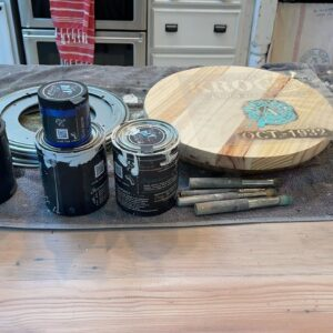 Making Lazy Susan's For Waste Not Wednesday