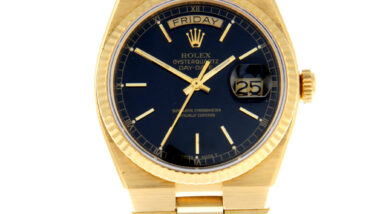 talk to me about rolex oysterquartz
