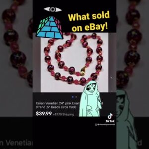 WHAT SOLD ON EBAY! | JUNE 2021 | #SHORTS