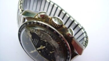 talk to me about how to clean a watch