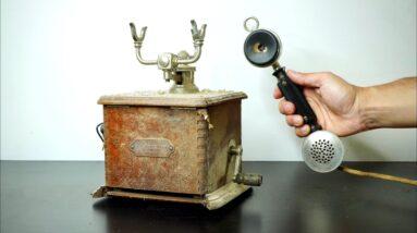 Vintage Phone Restoration !