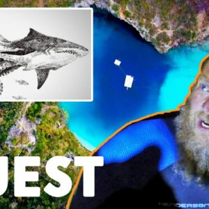 Have Experts Found Evidence Of The Lusca Sea Monster? | Curse Of The Bermuda Triangle