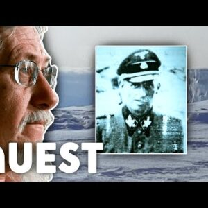 Did Senior Nazis Escape To An Antarctic Colony After The War? | UFO Nazi Conspiracy
