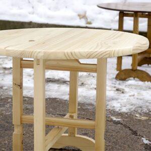 Building A Little Folding Table