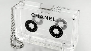 buzz expected for rare chanel cassette bag at auction