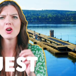 What Caused The Hood Canal Floating Bridge To Fail? | Massive Engineering Mistakes