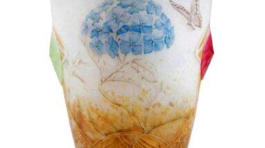 i recently sold a great daum nancy vase