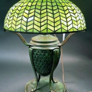 milestone auctions sold tiffany lamps at their august 7 2021 auction