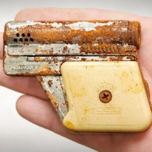Rare Pistol Lighter Restoration - IMCO 6900