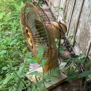 Restoration Old rusty table fan | Restoring electric fan