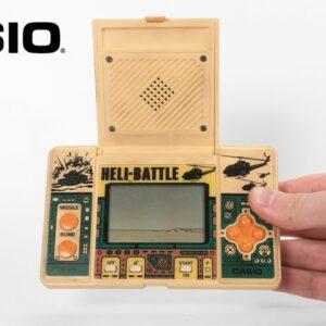 Restoring RARE Casio Heli-Battle Console - Retro Game Restoration
